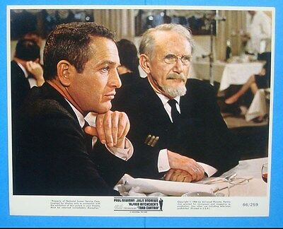 1966 TORN CURTAIN 8x10 Color Movie Photo/Still *HITCHCOCK Mini LC NSS 66/259 (B)