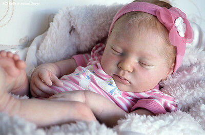 Reborn Doll Kit - Gemma by Donna Rubert - Unpainted - Includes Body