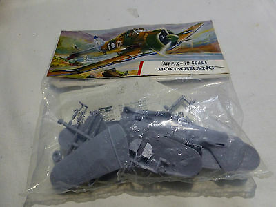 Airfix 1/72 scale C.A. 13 Boomerang - Type 3 - Bagged Kit 1960s