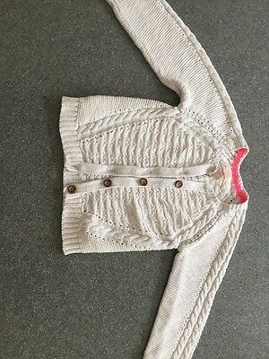 Girls Marks And Spencer Cardigan Age 4–5