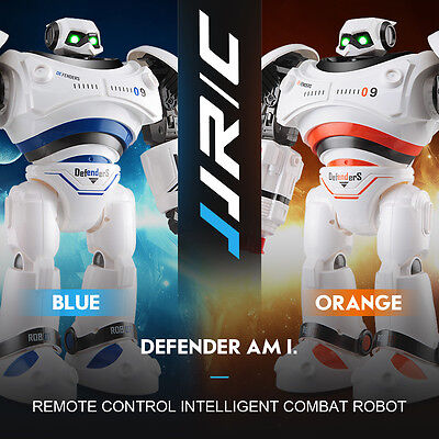 JJRC Smart RC Robots Intelligent Programmable Humaniod 2.4G Remote Control Robot