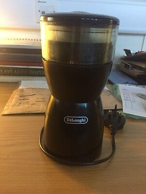 Delonghi Coffee Bean Grinder