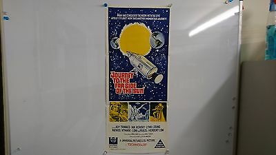Journey To The Far Side Of The Sun Original Daybill  Movie Film Poster 1969