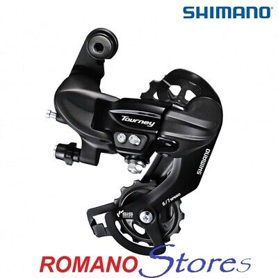 Cambio Shimano Mountainbike Tourney Rdty300 D 6/7 Speed Rear Derailleur