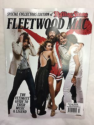 Rolling Stone Special Edition Magazine Issue 3 Fleetwood Mac Ultimate Guide Musi