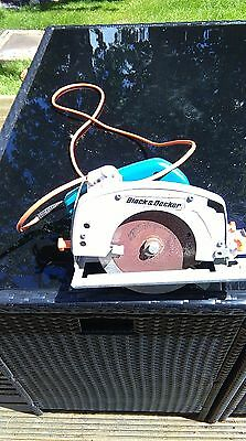Black and Decker Electric Circular Saw