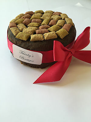 Cat  birthday cake ** cat cake ** All natural and freshly baked for orders**