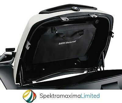 BMW Motorcycle Top case Storage Compartment Pouch Organizer 77418520303 OEM