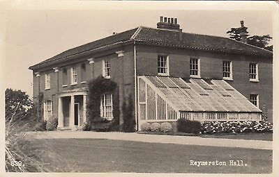 Reymerston Hall, Country House, Rp. Norfolk 1970