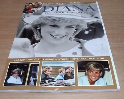 Diana The People's Princess magazine Reflecting on her Life & Legacy 20 Years On