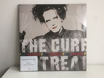 THE CURE - ENTREAT PLUS (2016) ~ 2x VINYL LP with DIGITAL DOWNLOAD - New/Sealed