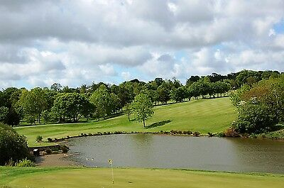 Golf * 4 Ball Round Of Golf * Trethorne Golf Club * Cornwall * Charity Auction