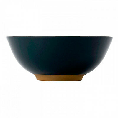 NEW Royal Doulton Barber & Osgerby Olio Blue Cereal Bowl 16cm