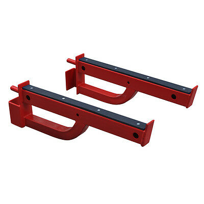 Spotter Bars for HD series Racks