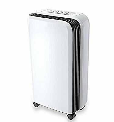 Electriq 12L Digital Humidistat Dehumidifier For Damp Mould And Condensation