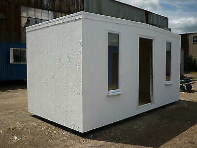 16ft x 8ft portable building