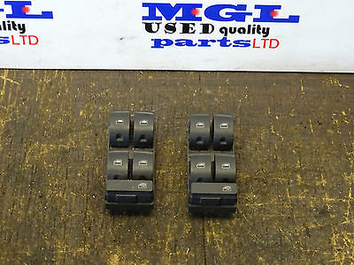 Audi A4 B7 Driver Side Front Electric Window Switch 8E0959851 Price Of 1 05-07