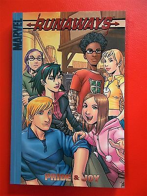 Runaways: Vol 1: Pride & Joy by Marvel Comics (Paperback, 2004) Mint Condition