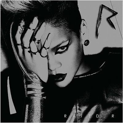 RIHANNA ~ RATED R (2017) ~ 2 x 180gsm VINYL LP plus DOWNLOAD ~ *NEW/SEALED*