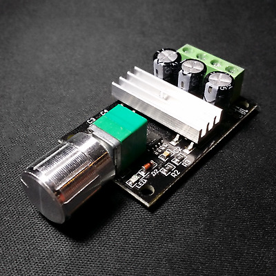 PWM DC Motor Speed Controller Speed Switch Module