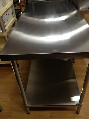 stainless steel bench 1500