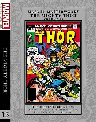 Marvel Masterworks: The Mighty Thor Vol. 15