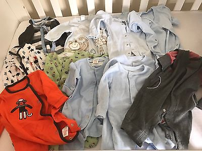 Baby Grow Bundle 0-1 Month From Next And Mothercare