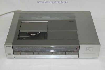 Philips CD202 Compact Disc Player, CD-Player, Vintage
