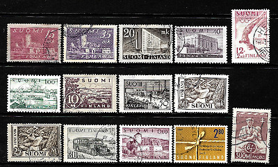 Finland............a Collection Of Outstanding Stamps....superb.......80046