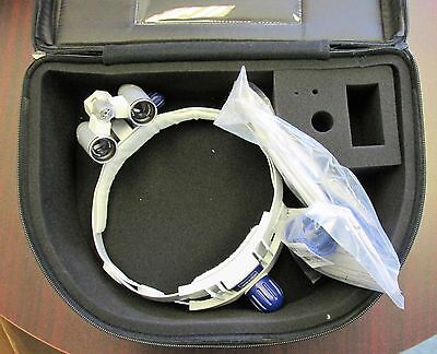 Zeiss EyeMag Medical Loupe Pro S Optical System 4.5x/350