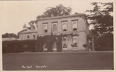 The Hall, Country House Near Harpole, Rp, Northamptonshire Circa 1920