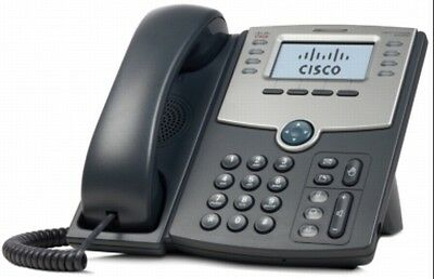 Cisco SPA504G IP VoIP Phone Boxed