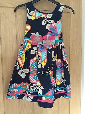 Butterfly by Matthew Williamson Girl's Party Butterfly Dress age 8 years