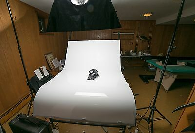 "Manfrotto Large Still Life Shooting Table with 79"" x 49"" Plexiglass Panel!"