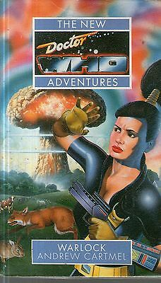 DOCTOR WHO - Warlock by Andrew Cartmel (Paperback, 1995) New Adventures