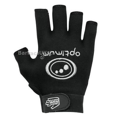 NEW Optimum Stik Mits Mens Rugby Grip Gloves - Black, Small [Hand ...