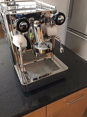 Quick Mill Andreja Premium Espresso Machine - Never Used.