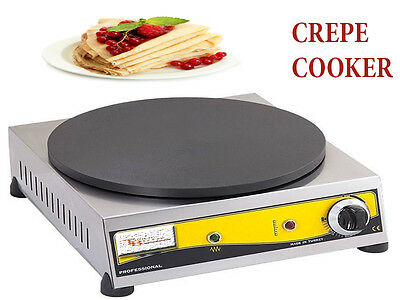 Commercial Single Pancake Maker Luxury Gas Crepe Machine Pan Griddle Machine