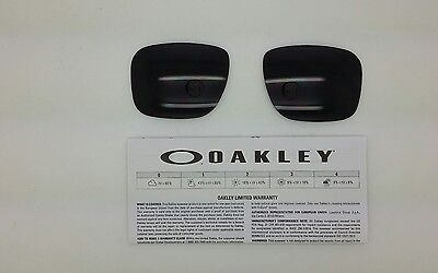 Oakley HOLBROOK lenti ricambio colore DARK  GREY model 9102 ORIGINALI