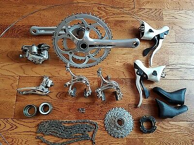 campagnolo veloce 10 speed groupset