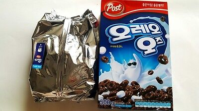 Post Oreo O's Cereal with Marshmallow 500g(17.6oz) from Korea (Free Shipping)