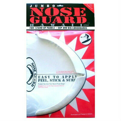 SUP JUMBO NOSE GUARD, Nose Protector, Nose Bumper, Stand Up Paddle Nose Guard