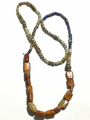 Beautiful ancient beads