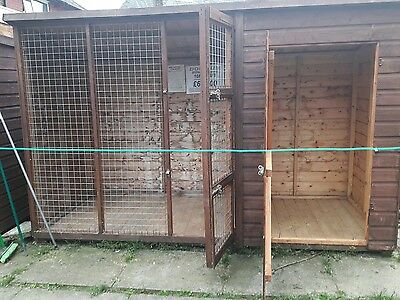 large dog kennel/ dog run . COLLECT ONLY