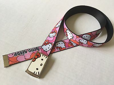 Hello Kitty Belt, by sanrio, adjustable size, Cute!