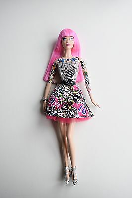 10th Anniversary Tokidoki Barbie doll only A