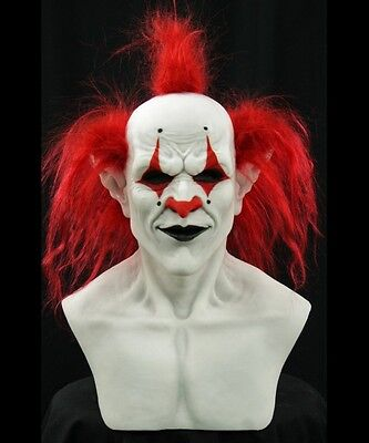 CFX Composite Effects Imp Clown Silicone Mask Life Like Mask Great Quality