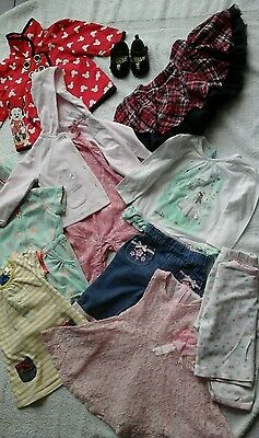 Baby girl clothes 3-6 months bundle