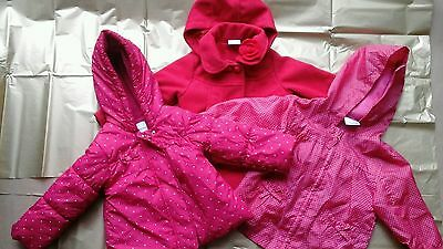 Baby clothes 9-12 months coats and jackets