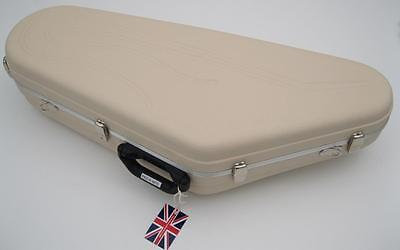 New Hiscox Pro II Tenor Saxophone Case (Ivory) Free Shipping Top Quality Case